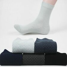 Socks Bamboo Fiber Men Business Breathable High Quality 10 Pairs