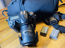 Nikon D D300 Digital SLR Camera with Lens, and more