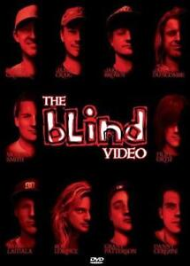 The Blind Video Skateboard Skate DVD Video Extreme Sports