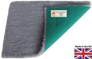 Genuine PnH ® Vet Bed Rectangle - 100cm x 76cm Grey - SELVAGE EDGE REMOVED