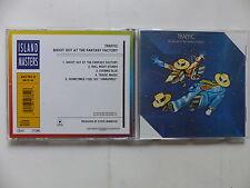CD Album TRAFFIC Shoot out at the fantasy factory IMCD 44 842781 2