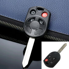 Replace Key Shell Uncut Key Shell Remote Case Fob for FORD MERCURY LINCOLN