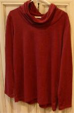 "Women's 23"" XL McKinley Sarah Burnout Hooded Top Pullover Hoodie Sweat Shirt"