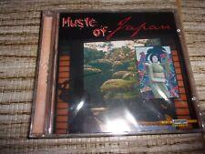 MUSIC OF JAPAN - CD - NEW