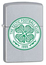 Zippo Genuine Celtic Official Badge Design Windproof Lighter Smokers Accessory