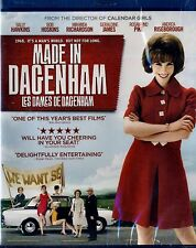 BRAND NEW BLU-RAY // MADE IN DAGENHAM //  Sally Hawkins,  Bob Hoskins,