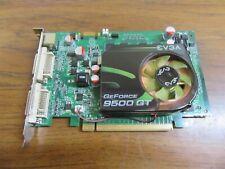 EVGA NVidia GeForce 9500GT 1GB DDR2 SDRAM PCIe Dual DVI Video Graphics Card