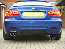 Fits BMW 3 Series E92 E93 - Rear Lip Diffuser Spoiler Add On for Sport Models