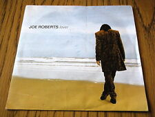 """JOE ROBERTS - LOVER / LET THE LOVE COME ON    7"""" VINYL PS"""