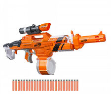 Nerf N-Strike Elite AccuStrike Stratohawk Orange Rapid-Fire Precision Blaster