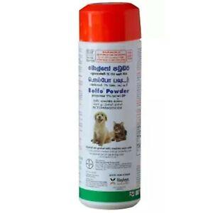 Bolfo Anti Tick & Flea Powder For Dogs & Cats 75 gm Each