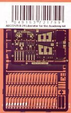 Airwaves 1/72 Consolidated B-24 Liberator Etch for Academy kit # AEC72179
