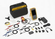 Fluke 125b/eu/s KIT 40mhz mano oscilloscopio 2 canale Scope-Meter Oscilloscope