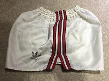 Adidas Nylon Sprinter Shorts Glanz Vintage Football Swim Retro Gym  Sexy Running