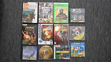 Diverse PC Spiele (z.B.: GTA San Andreas, Tropico 3, World in Conflict)