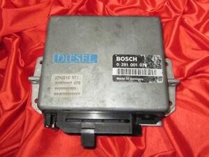 BMW E34 5's 524td M21 DIESEL ENGINE CONTROL UNIT INJECTION START DDE ECU 2242212