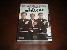 COFFRET 3 DVD ZE INCONNUS STORY LE BOCOUP MEILLEUR - DUREE 6 H 20