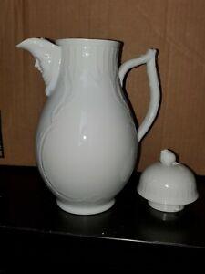 Furstenberg Lord Rodney White Porcelain Teapot