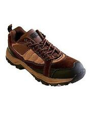 Mens Mt. Hunter II Brown Leather and Mesh Low Top Hiker (New in Box) Size 9M