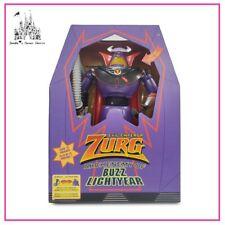 DISNEY PIXAR TOY STORY EMPEROR ZURG TALKING INTERACTIVE ACTION FIGURE NEW IN BOX