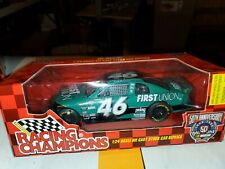 1998 Racing Champions 1:24 WALLY DALLENBACH #46 First Union Chevy Monte Carlo