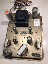 New listing Motorola tube amplifier