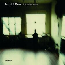 """Meredith Monk """"Impermanence"""" CD NUOVO"""