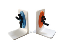Portal Inspired Games / Movies Rack Stand + Bookends
