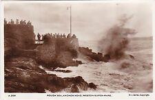 Rough Sea, Anchor Head, WESTON SUPER MARE, Somerset RP
