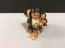 "Vtg Enesco Friends Of The Feather 1997 ""Love For All� Figurine"