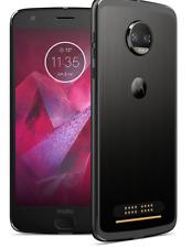 New Motorola Moto Z2 Force XT1789 4G LTE 64GB Super Black Unlocked Great Deal