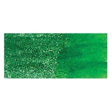 Crayons de couleur de bureau verts