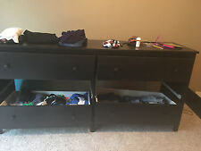 ikea dresser, 6 drawers, black, brand new (bought 2 weeks ago)