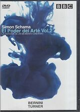 DVD - Simon Schama NEW El Poder Del Arte Vol.2 FAST SHIPPING !