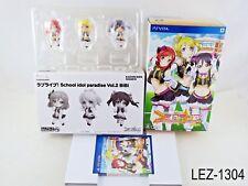 Love Live! School idol Paradise Vol 2 BiBi Unit Limited Edition Nendoroid Vita
