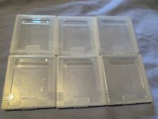 Nintendo Gameboy Game Protective Cases Bundle.