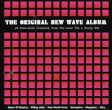 The riginal New Wave - CD