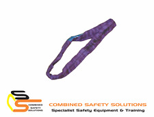 Round Webbing Lifting Sling 1 Tonne 0.5 Metre Lifting Equipment | AUTH. DEALER