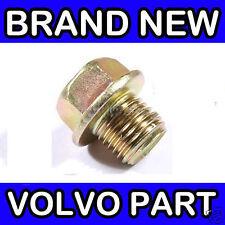 Volvo Oil Sump Drain Plug 850 960 S40 V40 S90 V90 S70 (Petrol/Diesel)