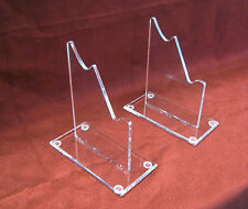 Acrylic Single Sword & Scabbard Stands