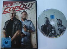 COP OUT  __  BRUCE WILLIS & TRACY MORGAN  __  DVD  __  KOMÖDIE