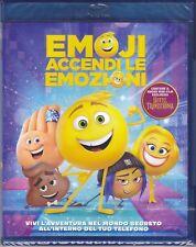 Blu-ray **EMOJI ~ ACCENDI LE EMOZIONI** nuovo 2017