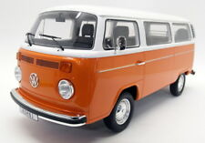 GT Spirit 1/12 Scale Resin G026 Volkswagen T2 Kombi Bay Window Camper Van Orange