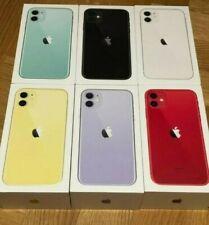Подлинный Apple iPhone 11-пустая коробка только-все цвета - 64/128/256GB с кабелем