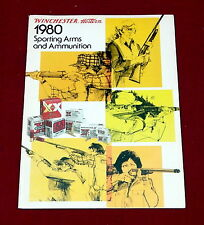 Winchester 1980 Sporting Arms and Ammunition Retailer's Catalog, New/Old Stock