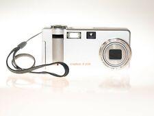 Minolta DiMage F200 Digital Camera Silver Color