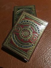 High Victorian Playing Card Pair by Theory 11; New Sealed
