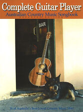 NEW COMPLETE GUITAR PLAYER AUSTRALIAN COUNTRY MUSIC SONG BOOK EXPANDED ED