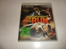 PlayStation 3 PS 3   Need for Speed: The Run