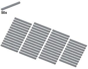 LEGO® - Technic Small Parts - Axles - 44294-10 - Länge7 (50Stk) - Achse - Hellgr